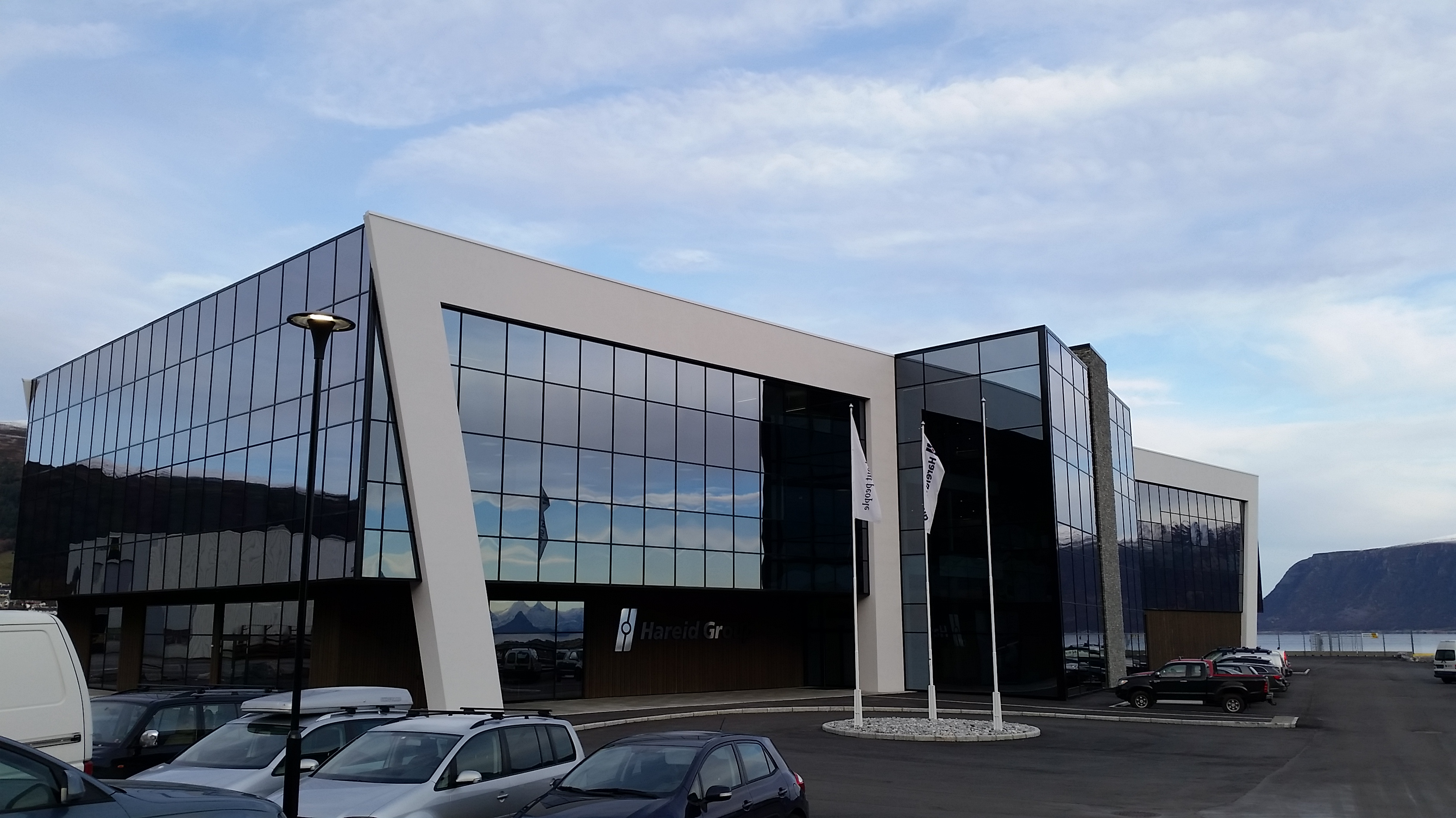 Hareid Group fasade